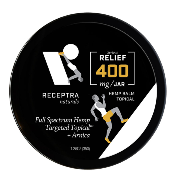 Serious Relief + Arnica Targeted Topical - Fitness